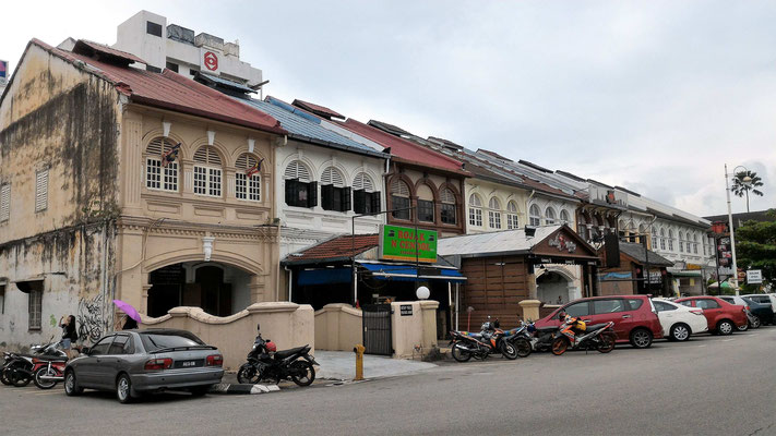 HABITATIONS ET COMMERCES THE SEENIVASAGAM BROTHERS A IPOH MALAISIE