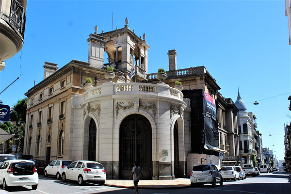LE PALACE TARANCO MUSEE DES ARTS DECORATIFS A MONTEVIDEO