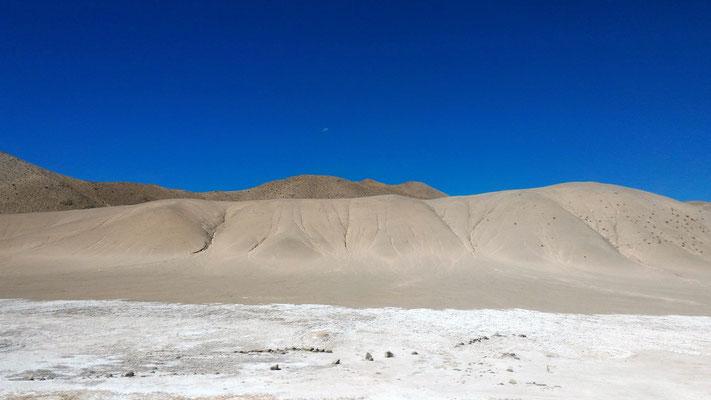 DUNES ET SALARS ENTRE SALTA ET SAN PEDRO DE ATACAMA COTE ARGENTIN