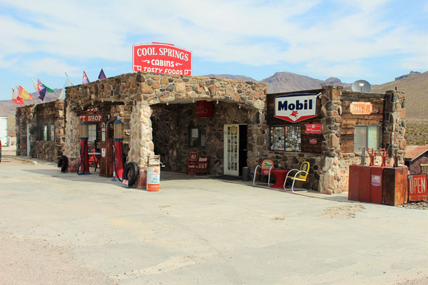 OOLSPRING  STATION SERVICE ROUTE 66 ARIZONA