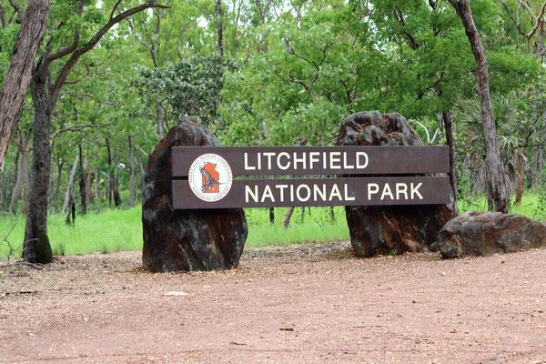LE LITCHFIELD NP AU SUD DE DARWIN AUSTRALIE