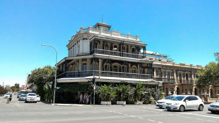 AYERS HOUSE MAISON VICTORIENNE PRES JARDIN BOTANIQUE ADELAÏDE SOUTH AUSTRALIA AUSTRALIE
