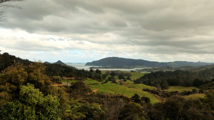 PENINSULE DE COROMANDEL WHITIANGA COTE EST ILE NORD NZ