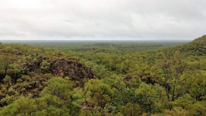 PAYSAGE A TOLMER FALLS LITCHFIELD NP SUD DE DARWIN AUSTRALIE