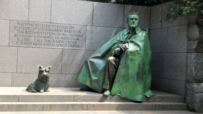 MEMORIAL FRANKLIN ROOSEVELT