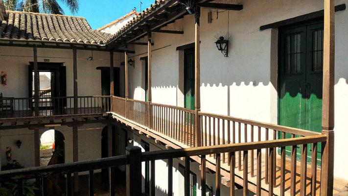 CASA  DE ARIAS RENGEL MUSEE DE LA BELLAS ARTES SALTA ARGENTINE