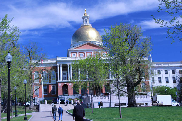 State House du Massachusetts