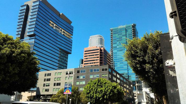 IMMEUBLES DU CENTRE DE LOS ANGELES CALOFORNIE