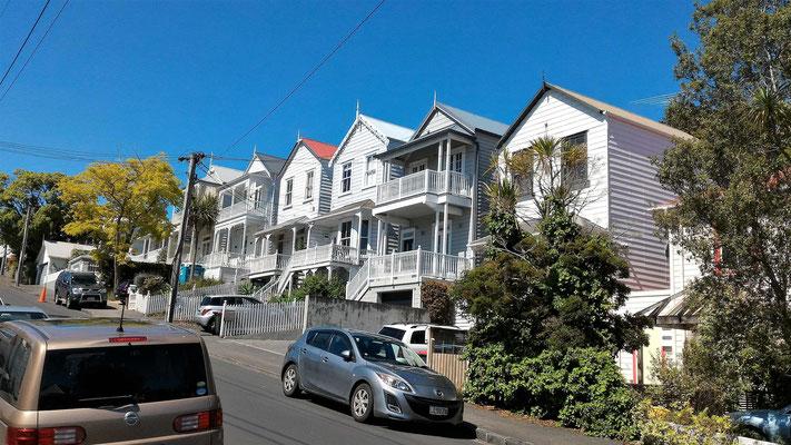 QUARTIER DE PONSONBY AUCKLAND ILE DU NORD NZ