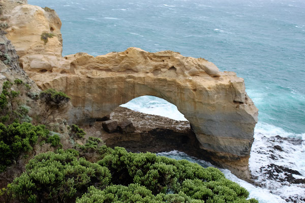 THE ARCH GORGE SUR LA GREAT OCEAN ROAD AUSTRALIE