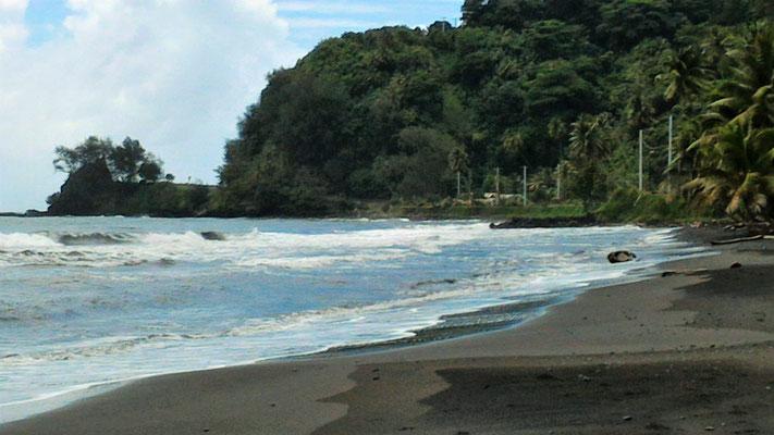 PLAGE DE PAPENOO TAHITI
