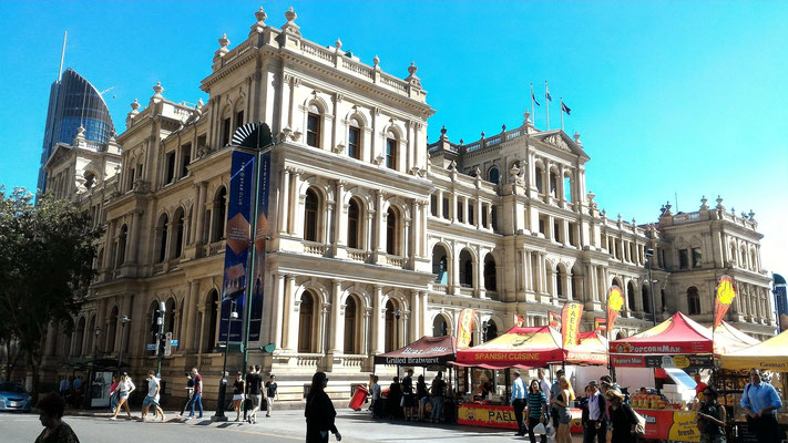 LE TREASURY CASINO QUEEN STREET MALL BRISBANE AUSTRALIE