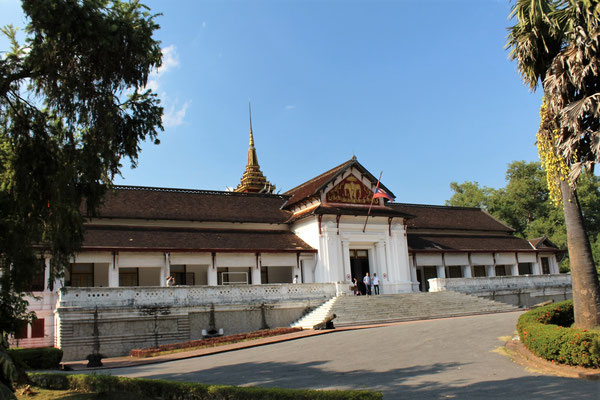 PALAIS ROYAL AU LUANG PRABANG NATIONAL MUSEUM LAOS