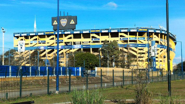 STADE DE BOCA JUNIOR LA BOCA BUENOS AIRES ARGENTINE