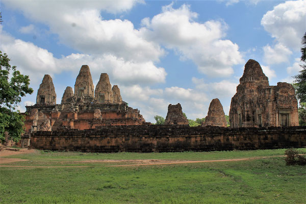 LE TEMPLE PRE RUP TEMPLES D'ANGKOR AU CAMBODGE