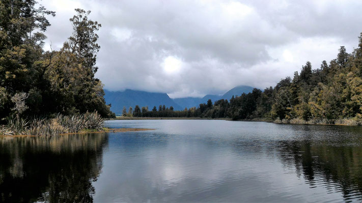 LAC MATHESON ILE DU SUD NZ