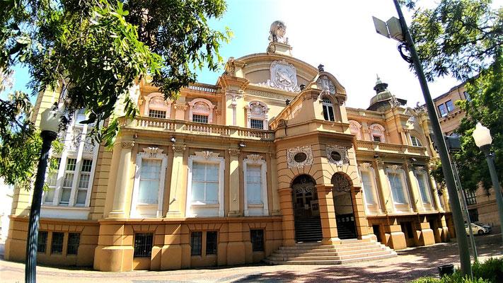 LE MUSEE DE RIO GRANDE DU SUD A PORTO ALEGRE BRESIL