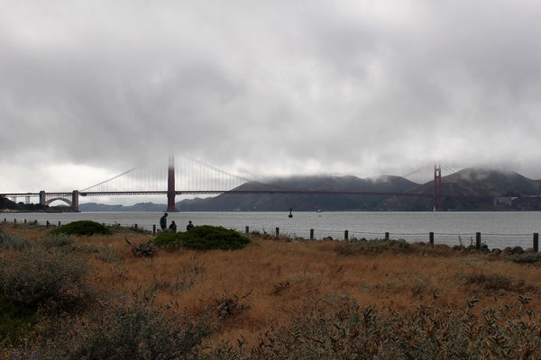 VUE SUR LE GOLDEN GATES SAN FRANCISCO CALIFORNIE