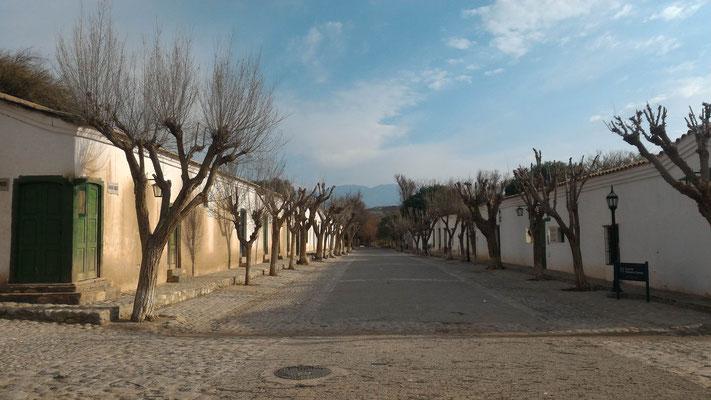 VILLAGE MOLINAS SUR LA ROUTE SUD SALTA ARGENTINE