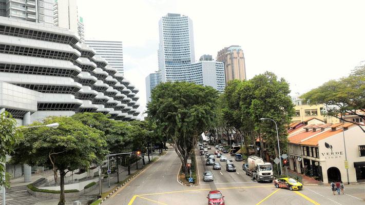 QUARTIER DE GOLDEN MILE COMPLEX A SINGAPOUR