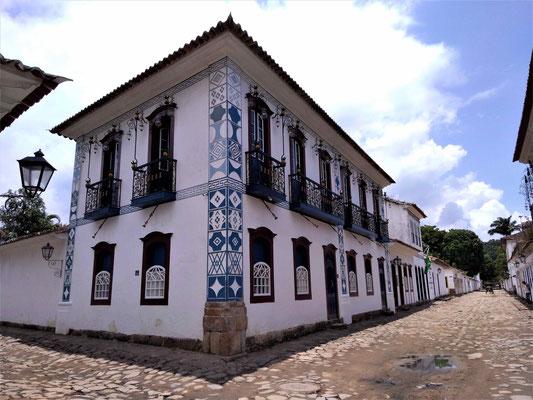 CENTRE HISTORIQUE PARATY BRESIL
