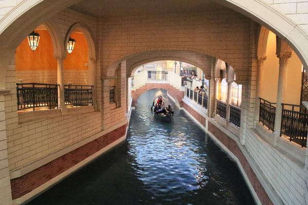 LE GRAND CANAL AU VENECIA HOTEL CASINO LE TRIP LAS VEGAS NEVADA