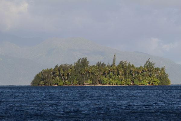 MOTU (ILOT) PAPARA ROUTE SUD TAHITI