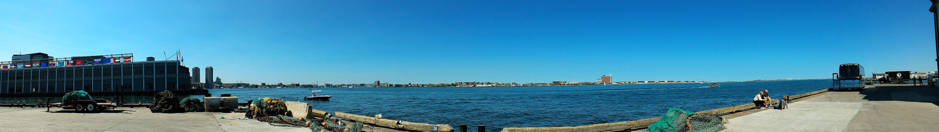 Baie de BOSTON