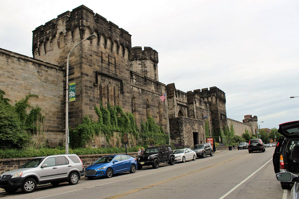 ENTRE DU EASTERN STATE PENITENTIARY