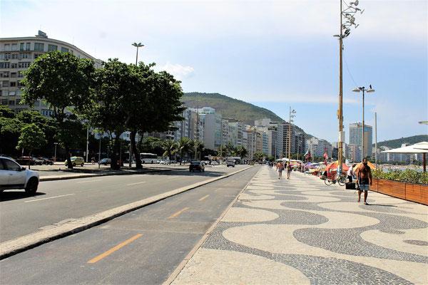 COPACABANA A RIO DE JANEIRO BRESIL