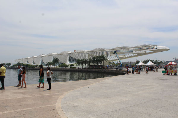 MUSEE DE DEMAIN DE RIO DE JANEIRO BRESIL