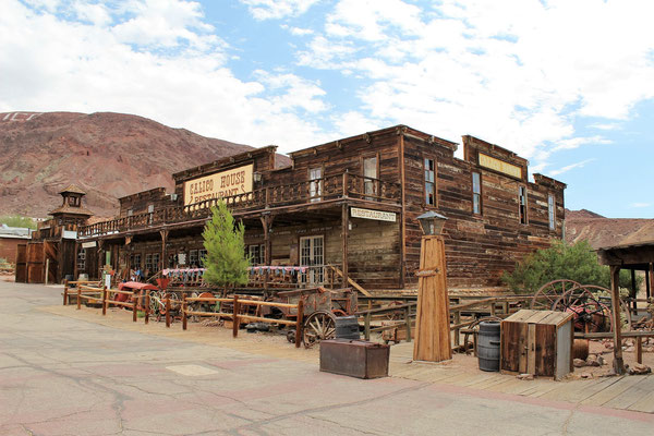 CALICO GHOST TOWN CALIFORNIE