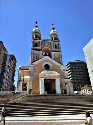 LA CATHEDRALE A FLORIANOPOLIS BRESIL