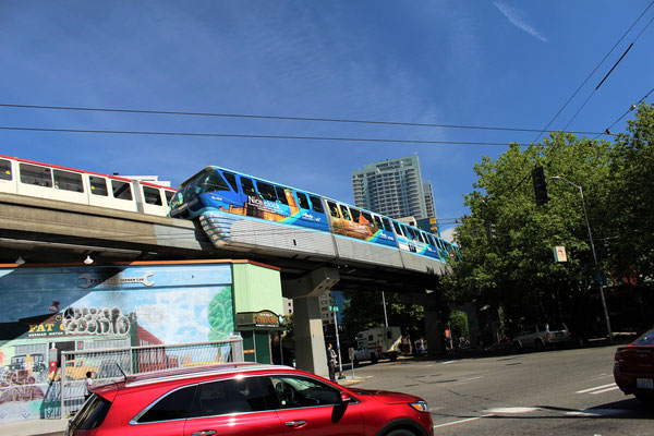 MONORAIL A SEATTLE