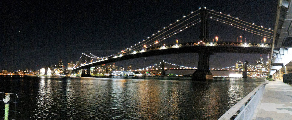 PONTS DE MANHATTAN ET BROOKLYN