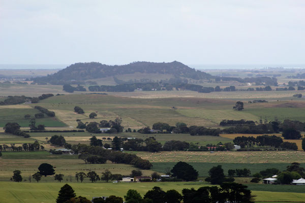 LE MOUNT SCHANK A 13 KM DEPUIS VALLEY LAKE A MOUNT GAMBIER SOUTH AUSTRALIA AUSTRALIE