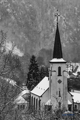 Winter black and white Kautenbach