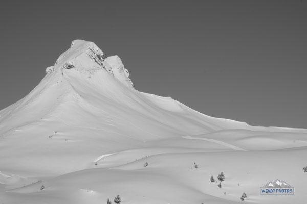 Mittagsspitze near Damuls