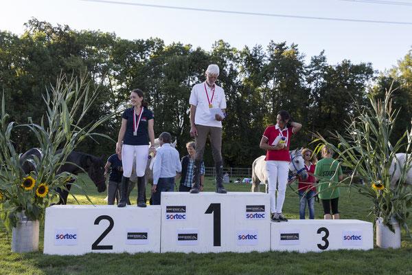 2016, Schweizermeisterschaft Lyss, 2. Rang mit Rubina