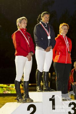 2015, Schweizermeisterschaft Dielsdorf, 2. Rang, Annina mit Rubina