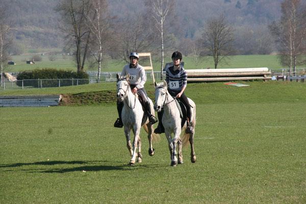 2011, Frauenfeld mit Filou