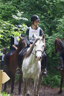 2009, Freiamt mit Okkarina