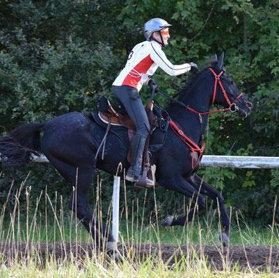 2015, Schweizermeisterschaft Dielsdorf, Annina mit Rubina