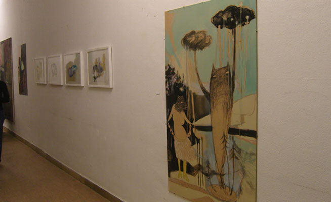 Ausstellung H7 // okt 11