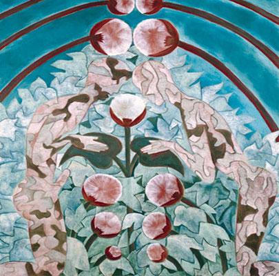 Inspiration - Francesco Clemente - Camouflage Paradise