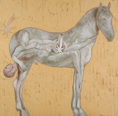 Inspiration - Francesco Clemente - Chasing the Star