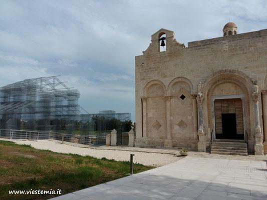 Manfredonia, Basilica di Siponto