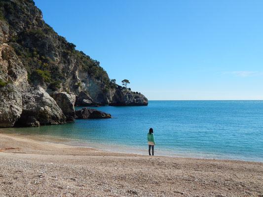 Vieste, spiaggia di Porto Greco