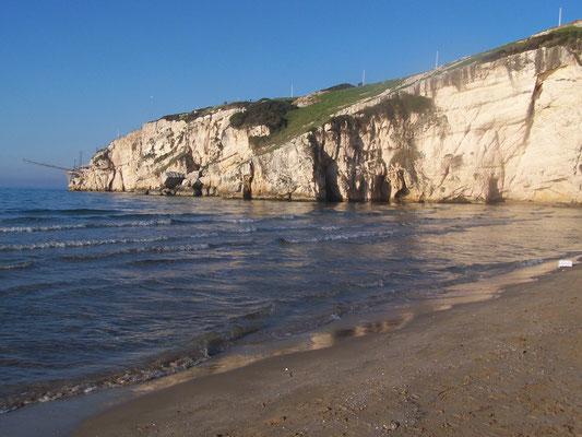 Peschici, Spiaggia Zaiana