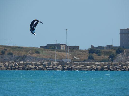 Kite surf a Vieste